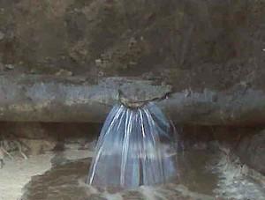 Water Main Repair Orange County, California